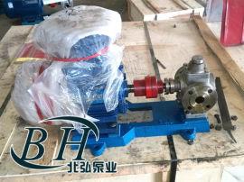 YCB10-0.6不锈钢圆弧齿轮泵
