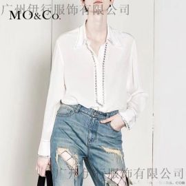 品牌折扣店摩安珂 广州时尚女装摩安珂批发市场