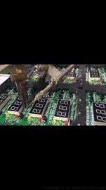 大量接收机器人后焊加工