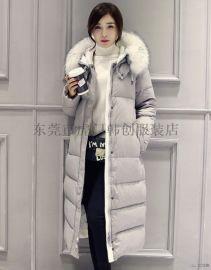 便宜女裝棉服地攤貨女裝羽絨服時尚韓版雜款外套