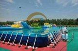 2019年支架游泳池可移动式水上乐园