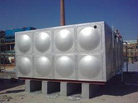 组合式水箱 玻璃钢开式水箱 不锈钢圆形水箱安装方法