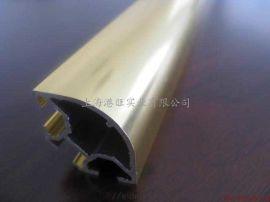 上海医疗器械铝型材 医疗设备电动床导轨
