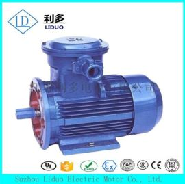 高效节能YB3-200L-4 30KW隔爆型三相异步电动机