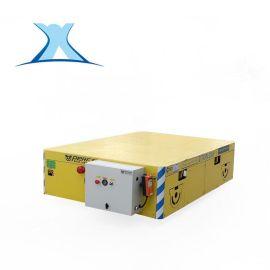 蓄电池无轨手动动遥控电机转子或线圈运输平车机械配件平板车