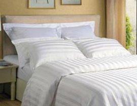 酒店布草床单被套