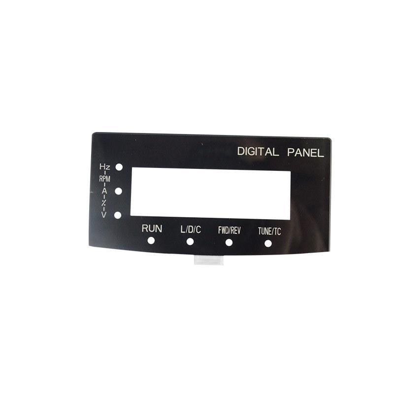 厂家定制视窗面板  ABS加工件价格优惠 量大从优