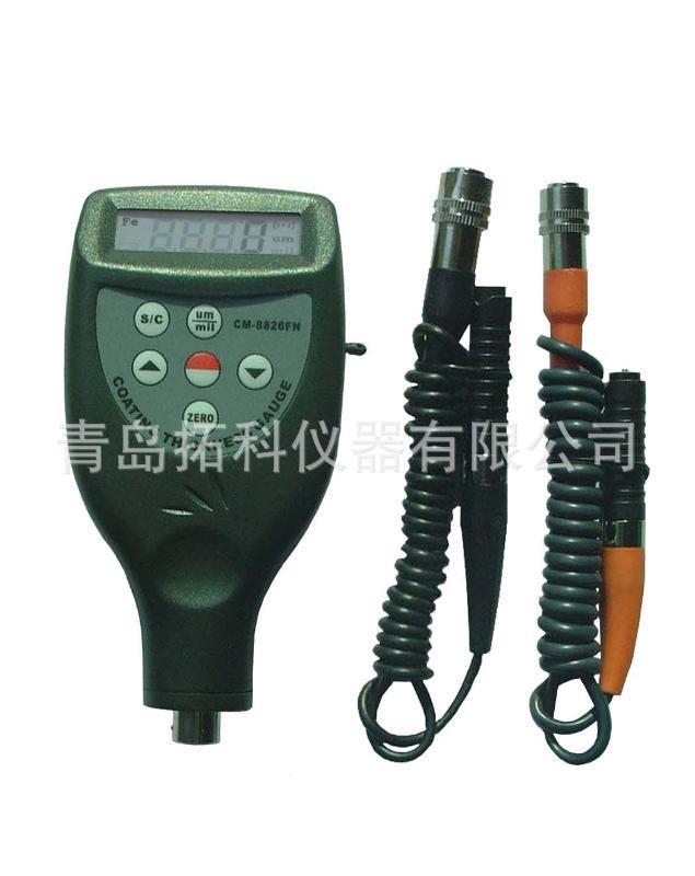 即墨供应汽车漆膜测厚仪 CM8826表面保护膜厚度测试仪