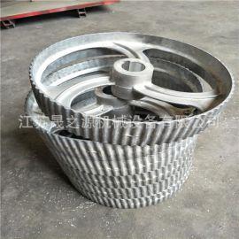 厂家直销冷床带轮机械设备,铝型材生产输送线大铝轮