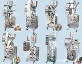 青島紫砂鹽顆粒自動稱重封口包裝機沐  自動包裝機械