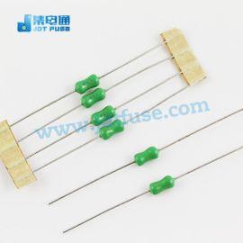 集电通JFP1150FL电阻式插件快断保险丝1.5A/125V保险丝