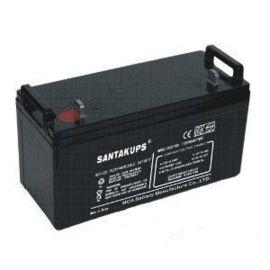 山特铅酸免维护蓄电池12V150AH(6-GFM-150)直流屏UPS/EPS电池