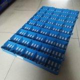 廠家直銷 塑膠墊腳板  1000*600*50 防潮板 塑膠托盤 倉儲堆放板