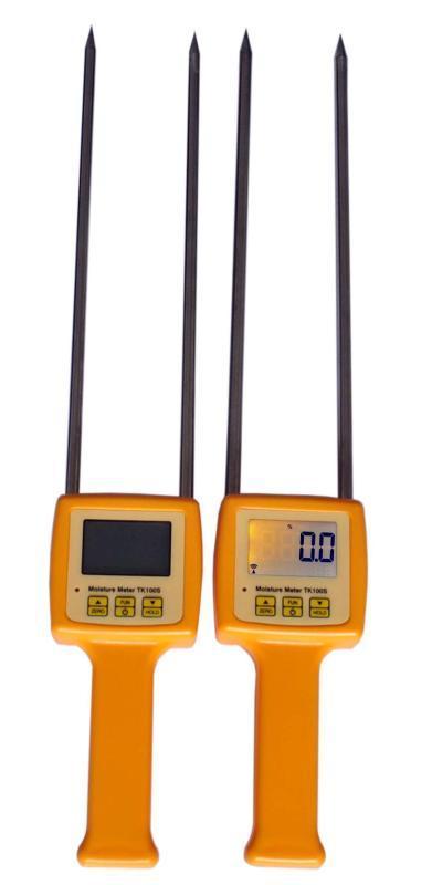 锯末水分测定仪锯屑水分仪生物颗粒水分测定仪