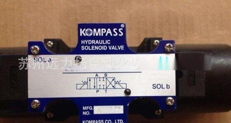 KOMPASS康百世电磁阀D4-02-2B2-A15