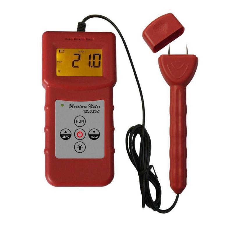 成都纸箱水分测定仪包装纸板水分仪礼品包装水分测定仪