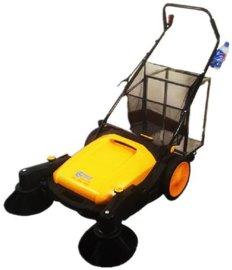 琦高QG无动力手推式双刷头扫地机QG920