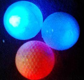 供應電子發光高爾夫球