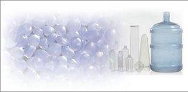 包装容器(瓶)用PVC粒料 透明PVC粒子 吹塑用PVC颗粒
