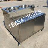 電動米腸灌腸機風乾腸全套設備全自動不鏽鋼液壓灌腸機