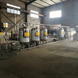 羊奶杀菌生产线 小型羊奶加工设备