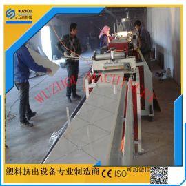 PVC塑料扣板生产线 PVC扣板设备