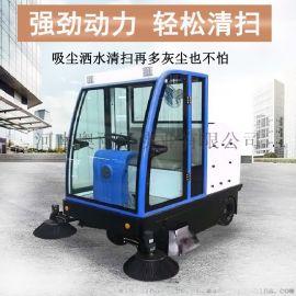 爱尔洁AJ-2000驾驶式扫地车