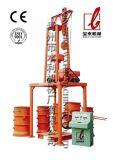 宝来牌可及脱模的LJC150-1000立式挤压水泥制管机  水泥制管机报价