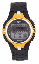 定時器/計時器多功能學生流行品牌手錶批發專業生產工廠成強義烏電子手錶批發