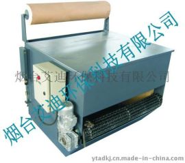 中国南车使用的不锈钢鼓式过滤机