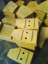 建机JS1500搅拌机叶片,衬板,搅拌臂配件