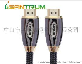 HDMI高清线 2.0电脑接电视高清连接线 工程用延长线