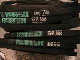 防静电三角带SPB型SPC型防阻燃耐高温防静电三角带 联组皮带