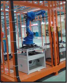 供应安川、发那科、KUKA、ABB机器人焊接(5轴、6轴、scara)实现批量产品的焊接自动化