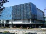 广州PC8+8中空钢化玻璃幕墙设计、广州铝板石材幕墙施工