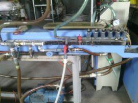 锋达山东青岛锋达SJ65/132PPR聚氨脂保温管生产线