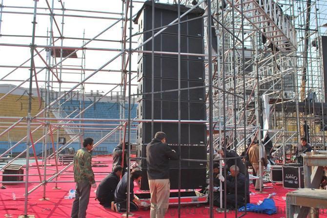 合肥桁架租赁  舞台搭建公司
