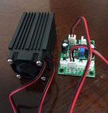 進口藍光450nm大功率鐳射器鐳射模組 450nm1.6W-3.5W藍光鐳射投影 舞檯燈 地標標線