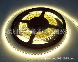 新款 LED3528贴片灯条 5MM窄板 柔性装饰广告箱软灯带 高亮
