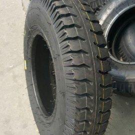 7.50-16羊角花纹农用车三轮车轮胎