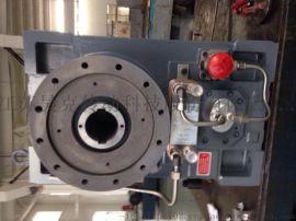 苏北地区质量**齿轮箱 KLYJ133  橡塑橡胶 挤出机专用 单螺杆挤出机