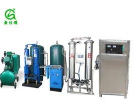 新疆臭氧发生器 高浓度臭氧制氧一体机 广加环臭氧机