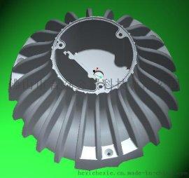 佛山灯饰散热器外壳压铸加工