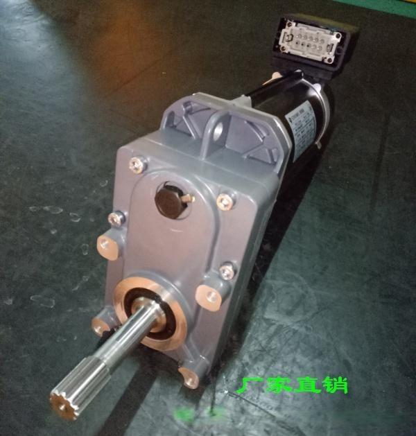 欧式单梁葫芦驱动 欧式三合一电机 0.3KW/0.37KW 欧式龙门运行机构减速电机 赛奥威 欧式端梁