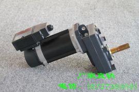 歐式單樑葫蘆驅動 歐式三合一電機 0.3KW/0.37KW 歐式龍門運行機構減速電機 賽奧威 歐式端樑