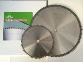 生产255|305|355|405超薄切割铝型材锯片,铝合金锯片、2.0mm铝型材切割锯片