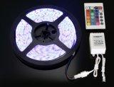 5050RGB LED灯带 12V高亮LED软灯条 防水灯带 60灯/