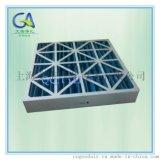 G4板框初效折叠过滤器 纸框镀锌框铝框