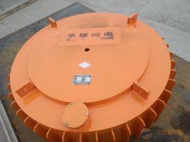 直销盘式电磁除铁器  潍坊华耀除铁器厂家生产制造