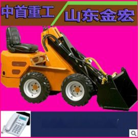 中首重工小型电瓶装载机轮式电瓶铲车型号齐全价格优惠